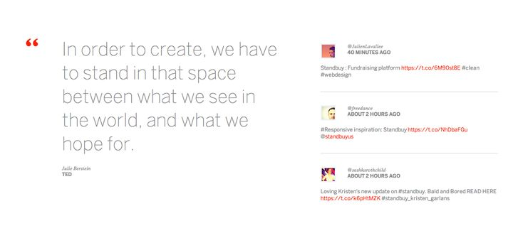 51 best UI Testimonials images on Pinterest Engine, Motor - website quotation