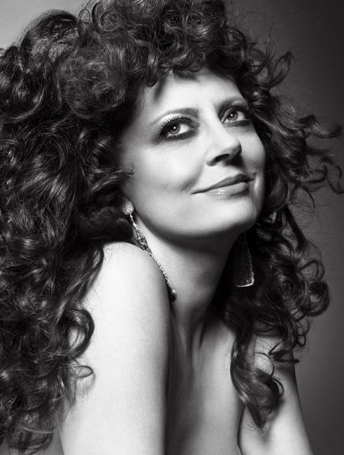 Susan Sarandon photographed by Inez & Vinoodh