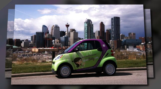 Six months of Smart Betty Calgary in 30 seconds. :)