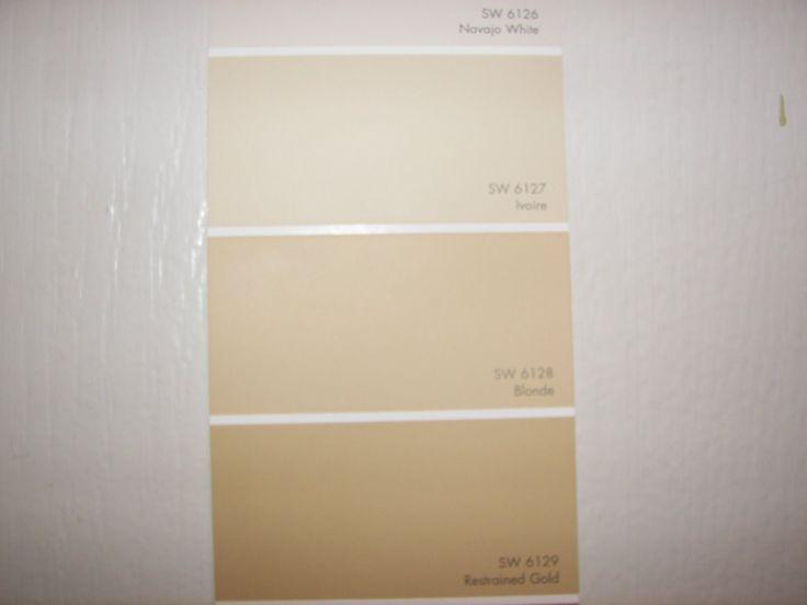 Ivoire paint color