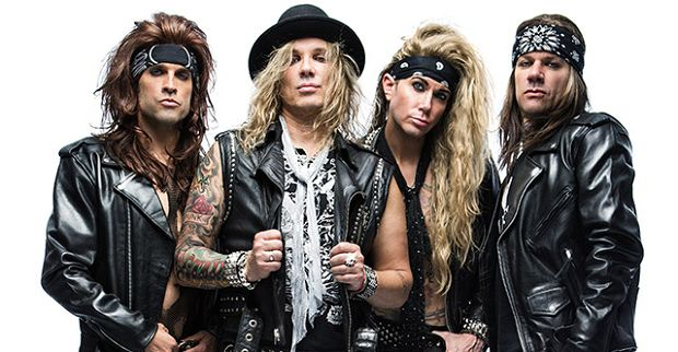 Steel Panther collaborate with Robin Zander on 'She's Tight' video | RAMzine