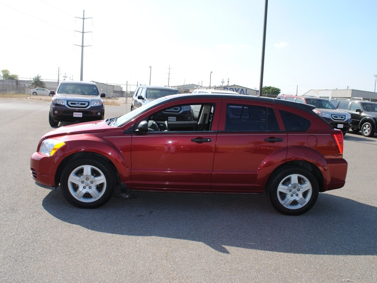 Used 2008 #Dodge_Caliber_Wagon_Car in #Houston @ http://www.ttcars.net/used-cars/tx/