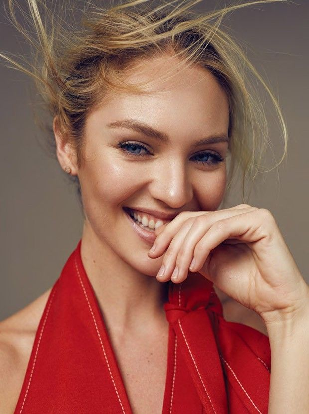 Candice Swanepoel for Elle China May 2016 by Rex Xu