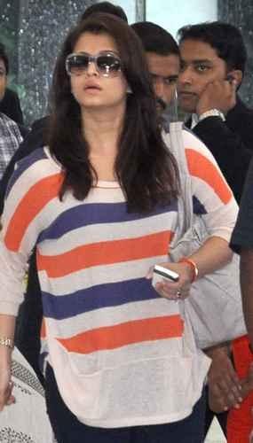 Aishwarya Rai Baby Bump