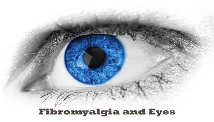 Fibromyalgia as nerve disorder in the eyes