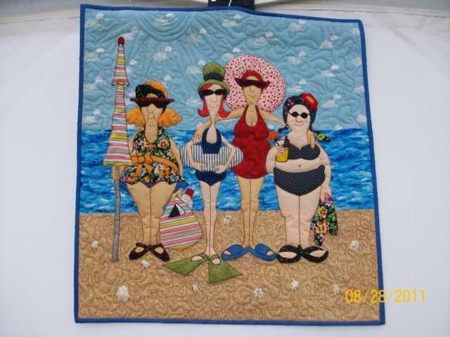 Beach-Ladies