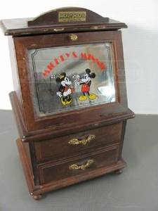 529 best images about mickey on pinterest disney mickey for Minnie mouse jewelry box