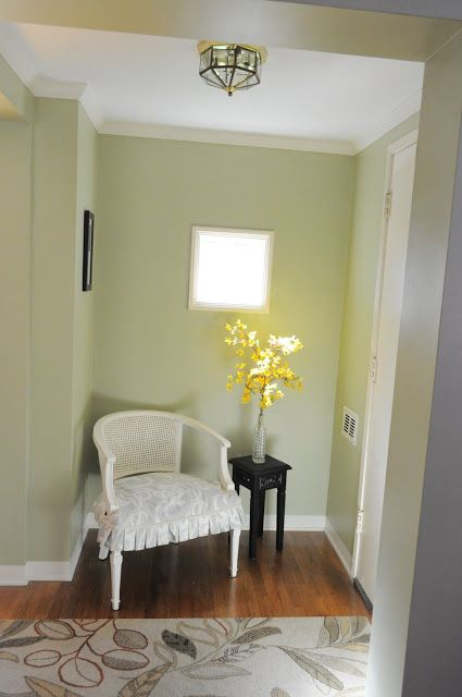 93 best paint light to medium green images on pinterest for Green neutral paint colors
