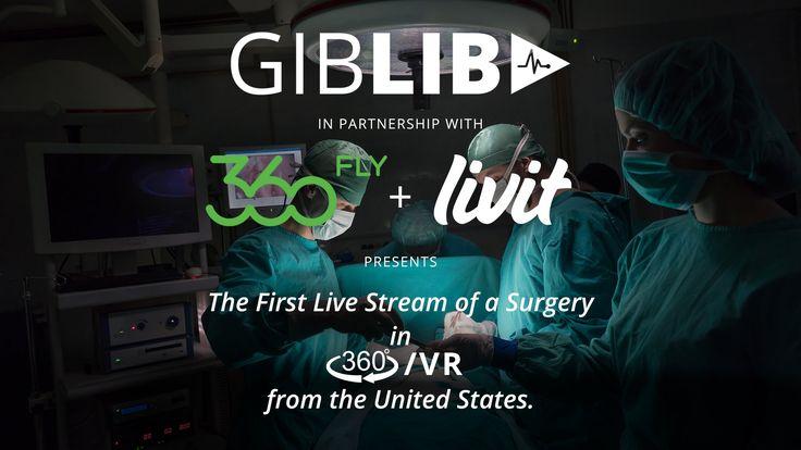 VR e Medicina - Live Stream Promo - GIBLIB  http://virtualmentis.altervista.org/giblib-vr-una-libreria-di-video-vr-per-gli-studenti-di-medicina-in-rete/