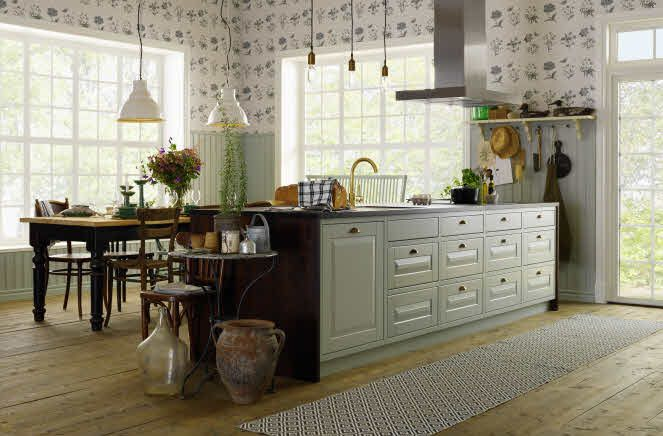 Sigdal kjøkken - Herregaard Inframe