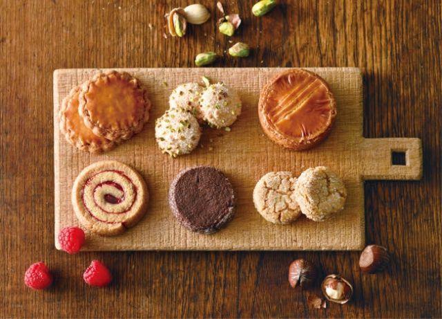 大阪の焼き菓子専門店ビスキュイテリエブルトンヌより新作クッキーをお届け