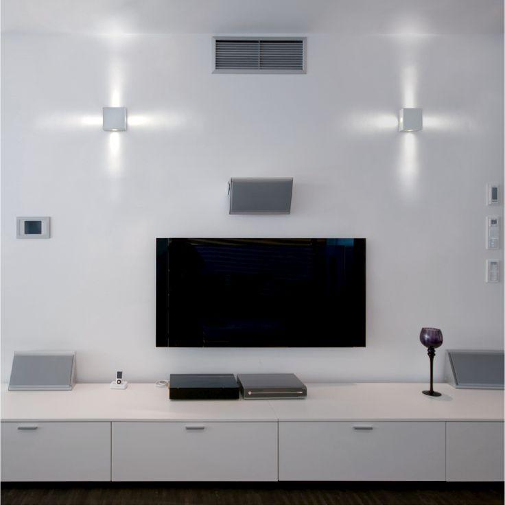 SIRIO - Double, triple or quadriple emission wall spotlight, ideal for the lighting of entrances, arcades, buildings and columns. #LED #light_e_design #design #illumination #lamp #lightdesign #indoor #lighting #lamp #pendant #iluminacion #decor #home #decoracion #lampara