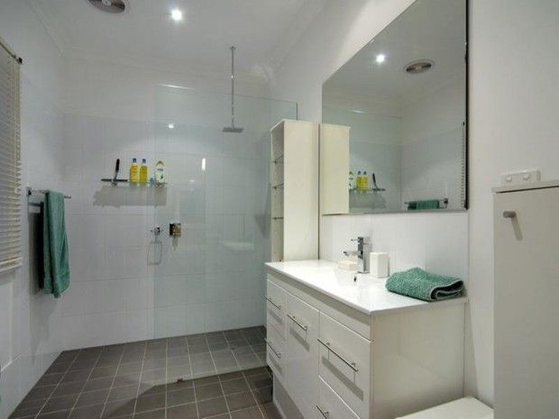 Walk in shower small bathroom idea walk in shower small for Walk through shower pros and cons