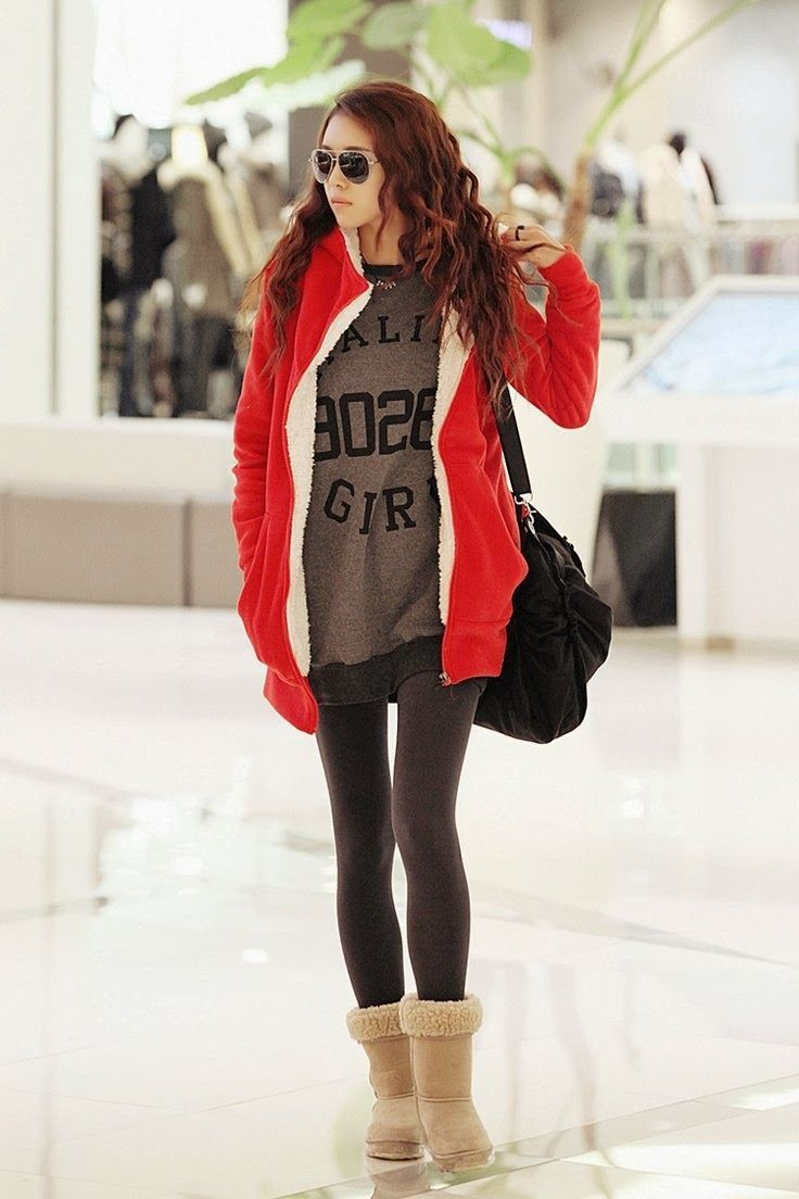 30 Best Images About Cute Winter Outfits For Teen Girls On