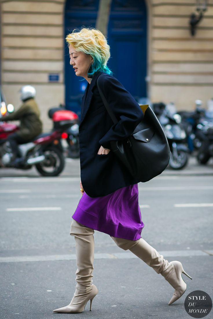 Itoi Kuriyama by STYLEDUMONDE Street Style Fashion Photography