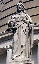Dama de la Justicia - Wikipedia, la enciclopedia libre