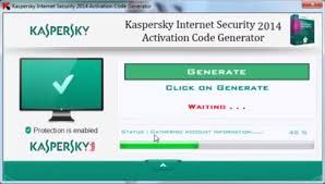 Kaspersky antivirus 2014 Activation code Crack Full version Download:   Kaspersky antivirus 2015 Activation code is so good tool fully loaded with latest features and versions. It is mostly us...