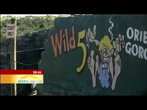Awesome SABC TV interview - Wild5Adventures.co.za