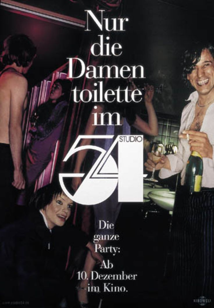 "Read more: https://www.luerzersarchive.com/en/magazine/print-detail/studio-54-4904.html Studio 54 Just the ladies room at ""Studio 54."" Pay-off: Catch the whole party at your cinema. Start December 10. Tags: Jung von Matt, Hamburg,Oliver Voss,Heye & Partner, Stuttgart,Studio 54,Marlene Ohlsson,Timm Weber"