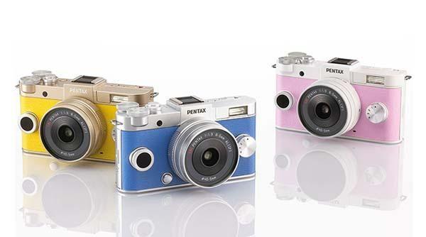 Pentax Q-S1 Interchangeable Lens Mirrorless Camera