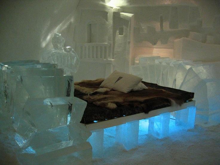 Ice Hotel | HOME SWEET WORLD