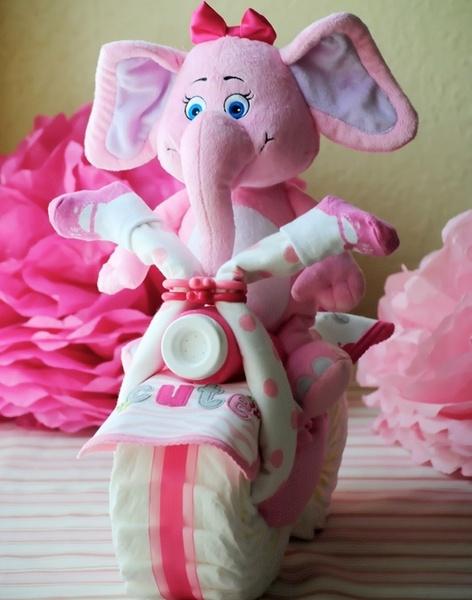 DIY Baby Shower Gift Idea Cute!!