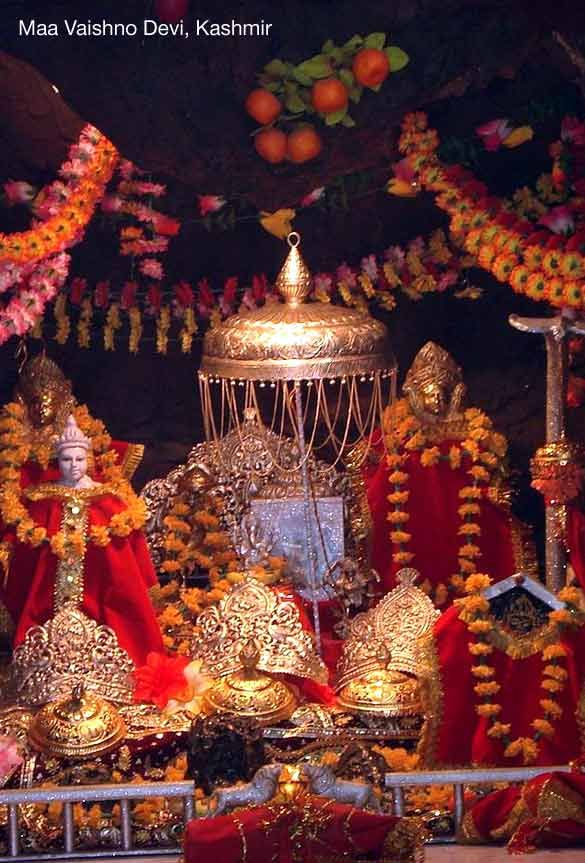 Vaishno Devi Temple, Kashmir