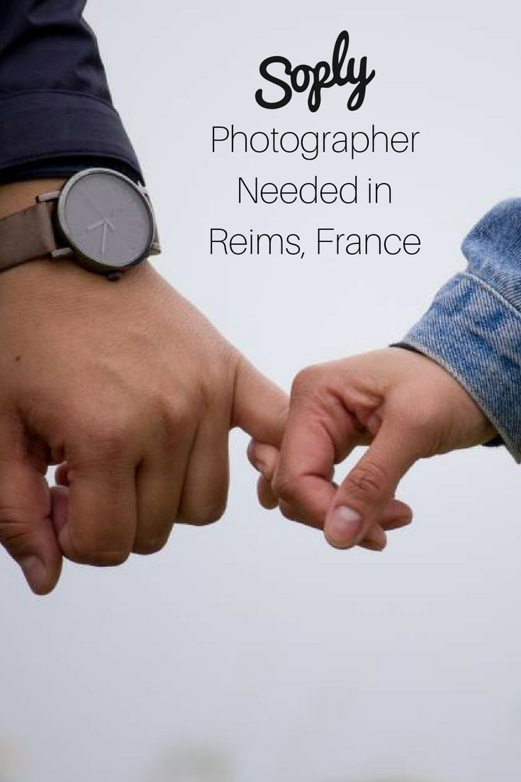#Photographer needed for a #couples #photoshoot in Reims, France. See the #photography job and apply by clicking the pin!