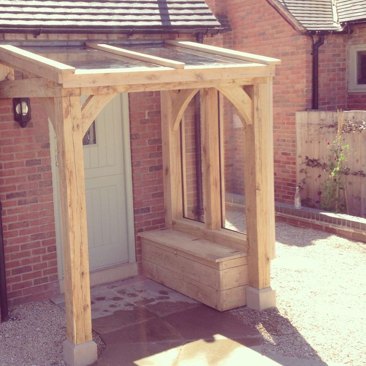 Wooden Front Porch Uk: 1000+ Ideas About Porch Kits On Pinterest