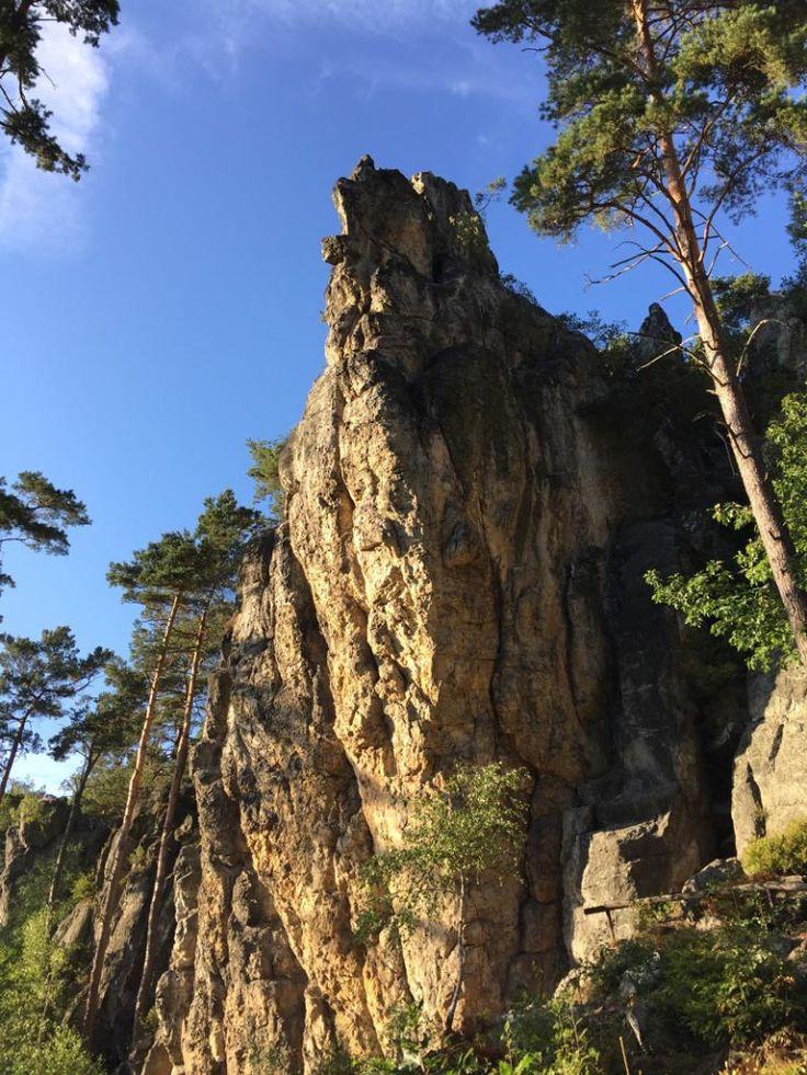 Aktivrundreise Tschechien: Erfahrungsbericht zu Wandern und Klettern in Böhmisches Paradies, Prachauer Felsen (Prachovské skály), Schneekoppe, Riesengebirge