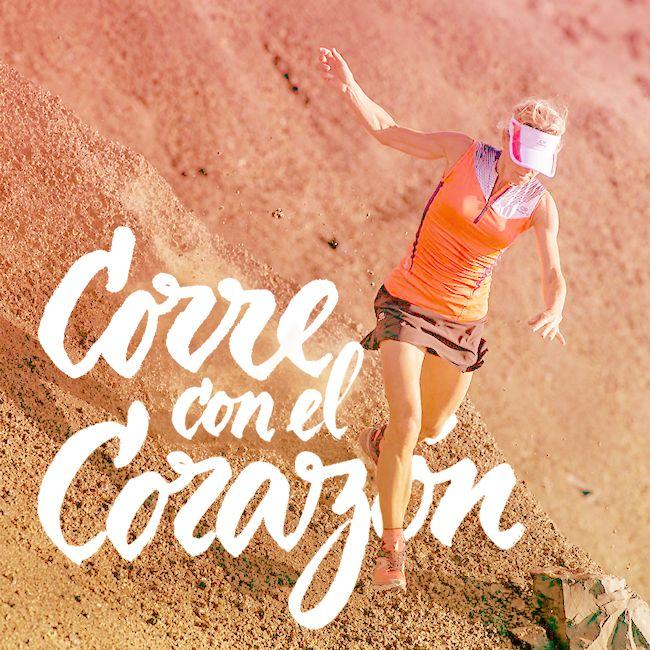Cualquier cosa que hagas, hazla con el corazón. #running #decathlon #correr
