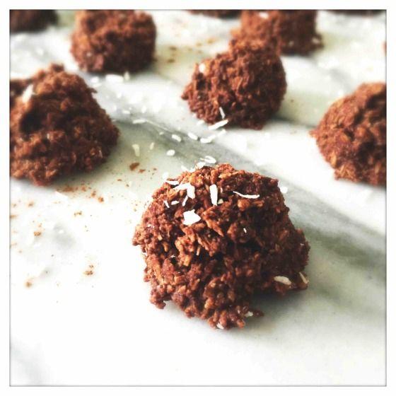 Chocolade Kokosrotsjes