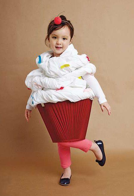 no sew cupcake halloween costume - Halloween Costume Cupcake