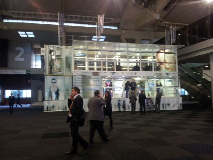 Smart City Expo World Congress 2013 - Stand ThyssenKrupp