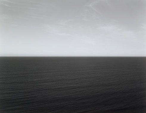 Hiroshi Sugimoto. Tasman Sea, Ngarupupu. 1990 - Guggenheim Museum