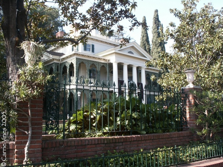 My friend Carrie Vines is also a Haunted Mansion Fan and has quite the collection. This is also a good place for all things mansion