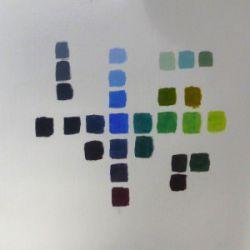 HU12 : Découverte de l'huile : Les bleus