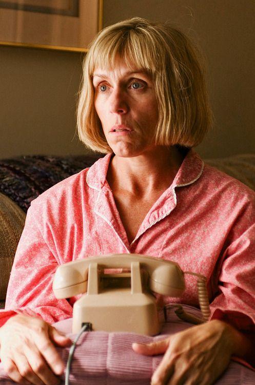 Frances McDormand in Burn After Reading