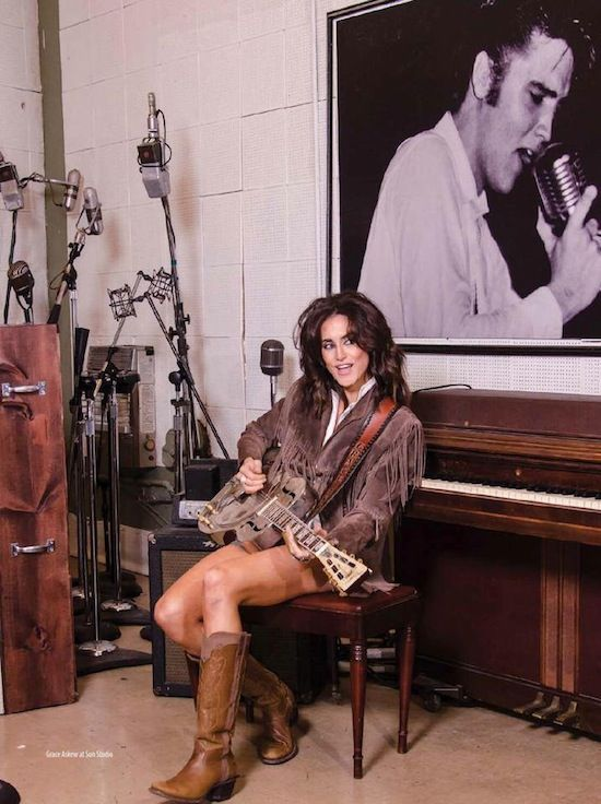 Guest post by John McHugh, who reviewed Grace Askew's latest album, Scaredy Cat, released in August.