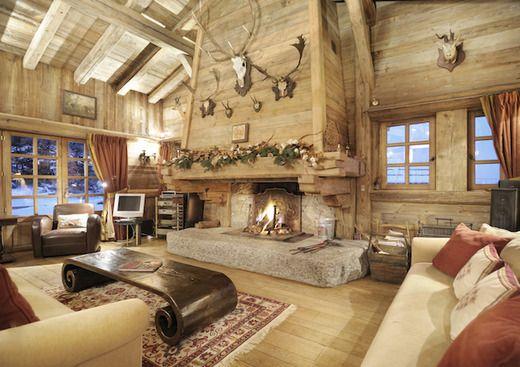 Chalet Escalade - Hébergement en Chalet, Sports d'hiver, Ski à Megève (74)