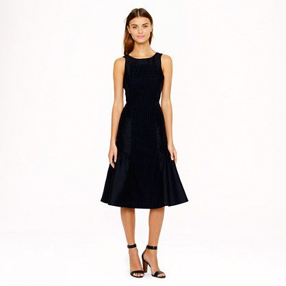 Classy, one I wouldn't mind having at all in my closet. J.Crew Little Black Dress