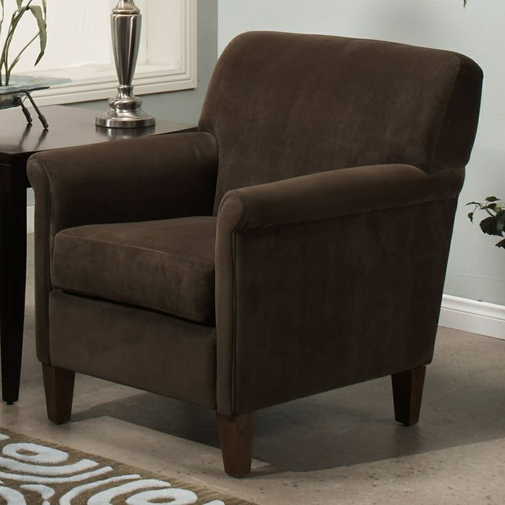 Overstuffed Chair Cam Room