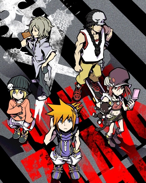 The World Ends with You Solo Remix