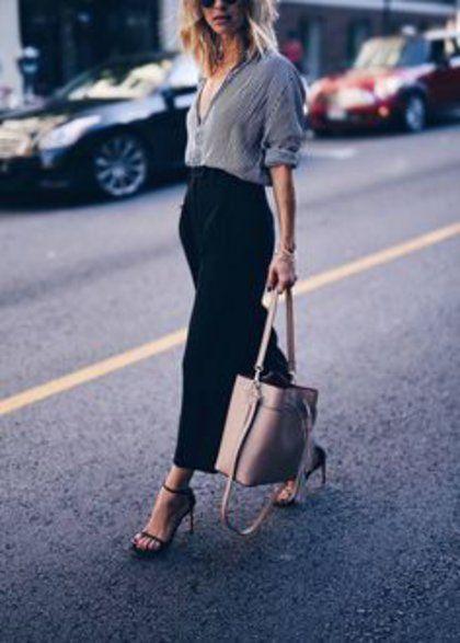 Ένα κομψό street style που θα θέλετε να αντιγράψετε | μοδα , shopping ideas | ELLE