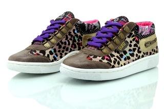 hermosas zapatillas puro!