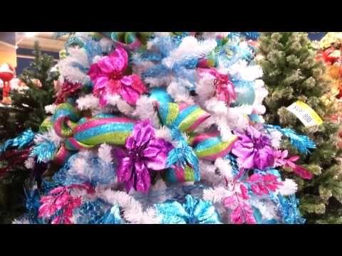 Pinterest the world s catalog of ideas for Decoracion para arboles de navidad blancos