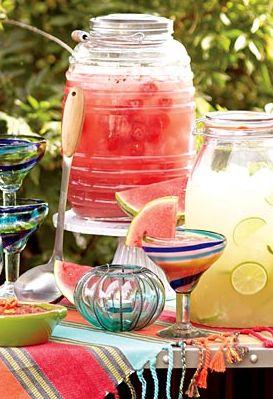Recipe for strawberry watermelon agua fresca | Cactus Blossom ...