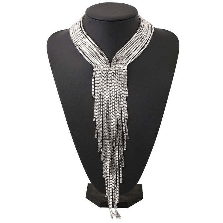 Choker Necklace Vintage Crystal Maxi Statement //Price: $12.95 & FREE Shipping //     #jewelrylover #jewelrystore   Choker Necklace Vintage Crystal Maxi Statement