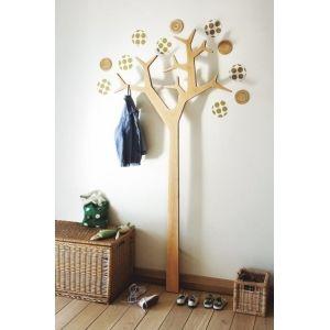 Дерево вешалка
