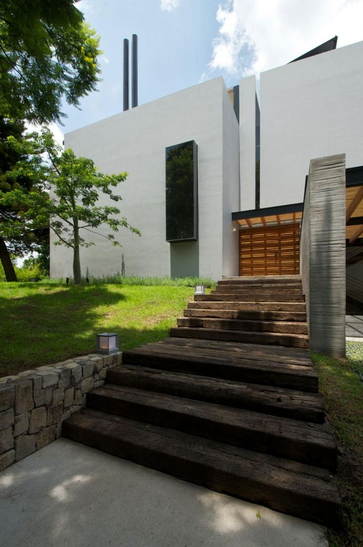 Casa Jacarandas by Hernandez Silva Arquitectos (3)